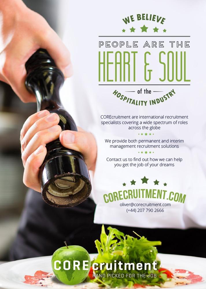 Recruitment print advertising